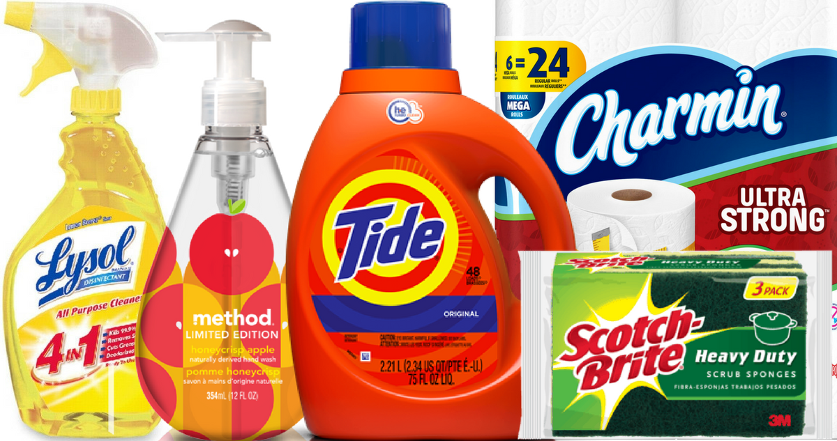 Target Coupon Codes household essentials