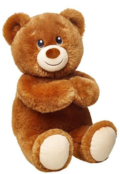 Build a bear coupon code 25 off southern savers priced after coupon code lil hazelnut cub 9 reg 12 fandeluxe Choice Image