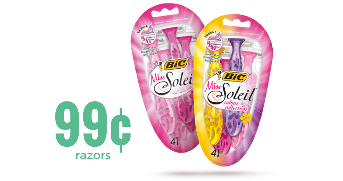 photo about Bic Razor Coupons Printable titled Preserve $6 With BIC Coupon codes Razors For 99¢ :: Southern Savers