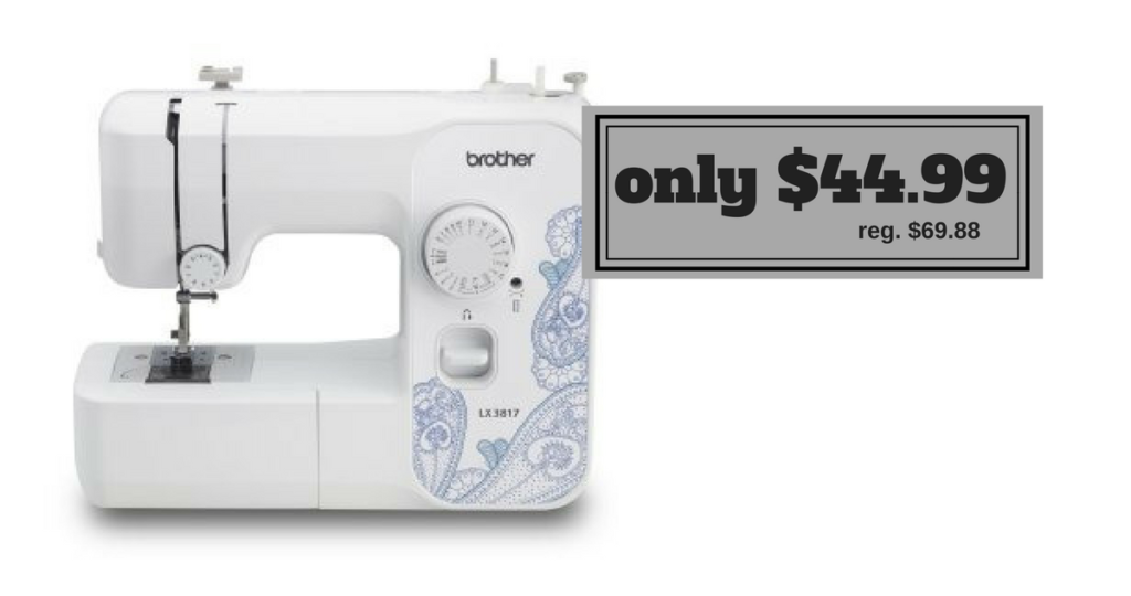 Brother 40Stitch Sewing Machine 4040 Shipped Reg 4040 Mesmerizing Brother 17 Stitch Sewing Machine