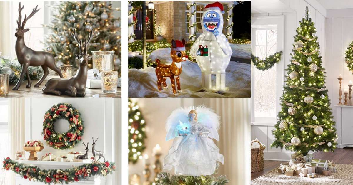 Home Depot: 50% Off Christmas Decorations :: Southern Savers