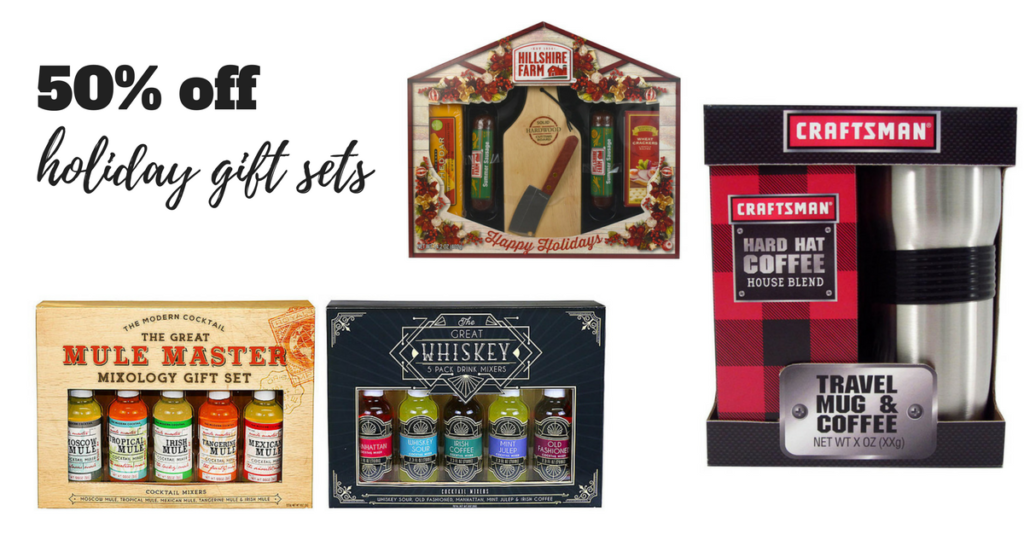 Kmart Deal 50% Off Holiday Gift Sets  Southern Savers