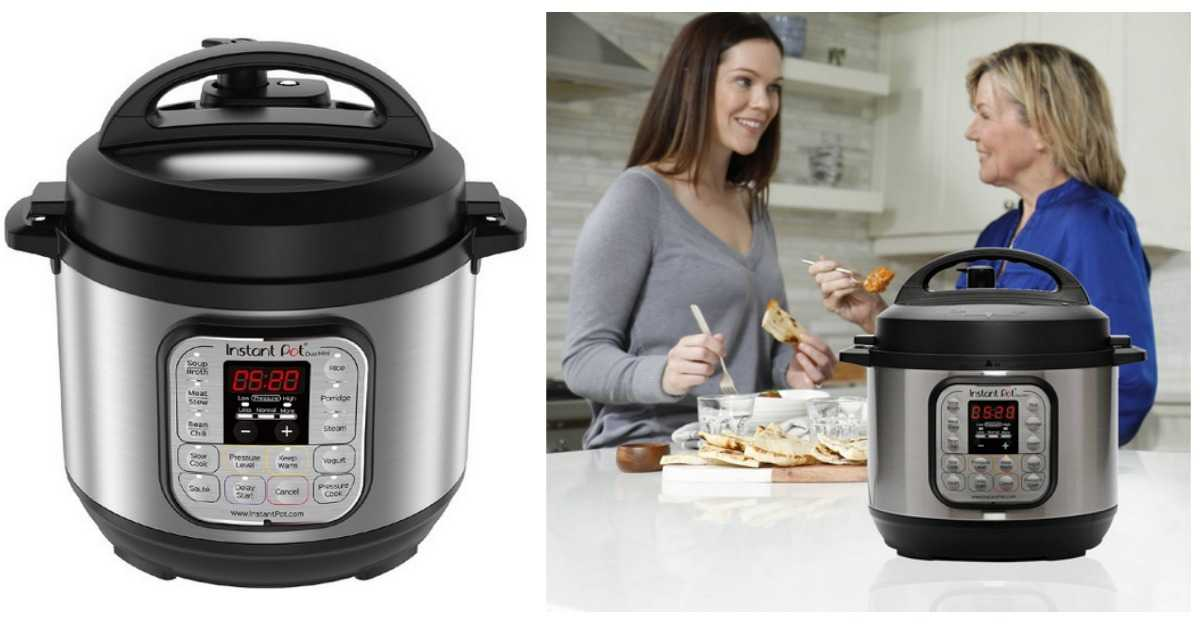 Target Deal Instant Pot Mini For 49 99 Southern Savers