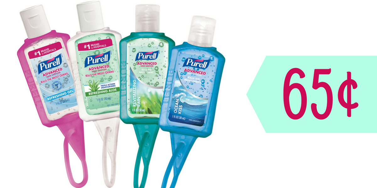 photo regarding Purell Printable Coupons called Purell Coupon Jelly Wraps Transportable Hand Sanitizer, 65