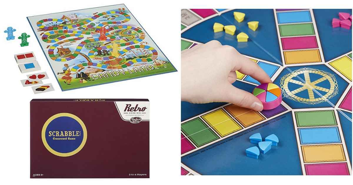 retro board games