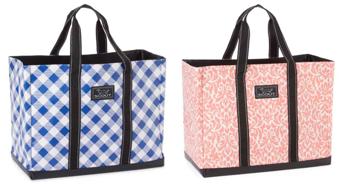 Right Now Zulily Is Offering Up To 40 Off Scout By Bungalow Bags And Bins Save On Toiletry Totes Travel Lots More