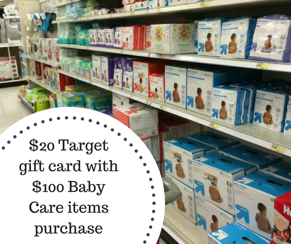 baby care target