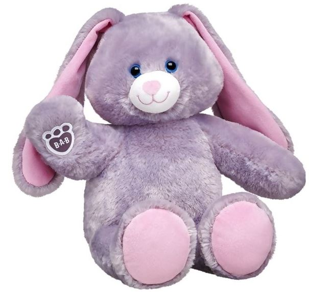 Build a bear coupon code 25 off southern savers online exclusive garden grey bunny 9 reg 12 fandeluxe Choice Image