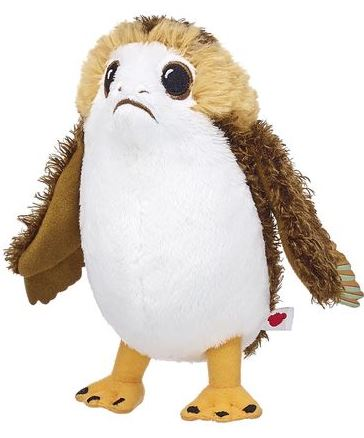 Build a bear coupon code 25 off southern savers star wars porg 937 reg 1250 fandeluxe Choice Image