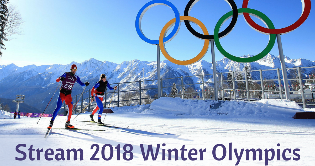 How To Stream The 2018 Winter Olympics Southern Savers