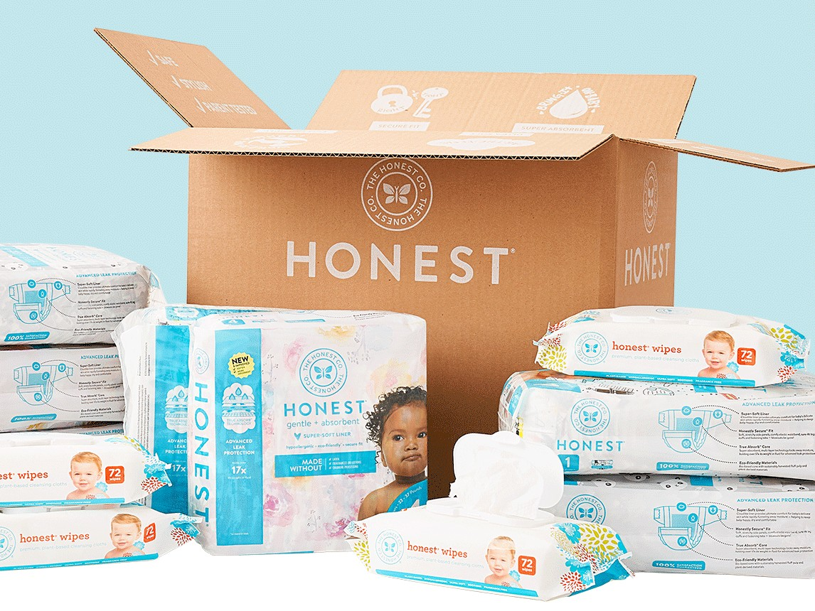 photograph about Honest Company Printable Coupon named BOGO Genuine Business enterprise Coupon Diapers Wipes! :: Southern Savers
