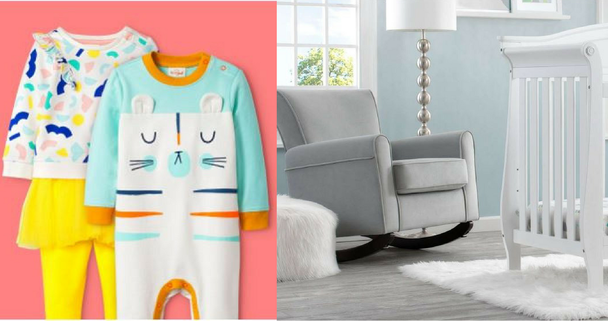 Target Baby Deals 15 Off Clothing 40 Gift Card W Furniture