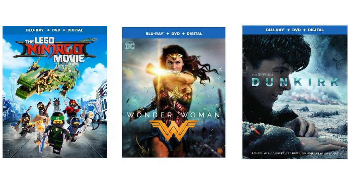 Target Select Blu Ray Movies For 10 Southern Savers