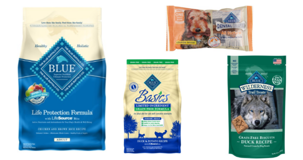 Looking for dog food or cat food near you? Easily find Blue Buffalo pet food NEAR YOU by using our store locator. You can also click on your favorite retail store and our products at that store will pop up. It takes seconds to find cat or dog food near you with our store locator.
