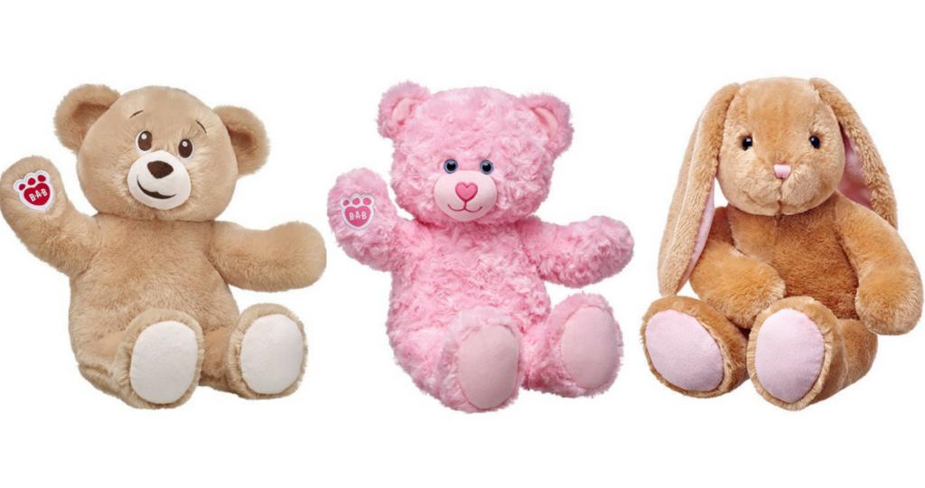 Build-A-Bear Coupon Code: 25% Off Huggable Furry Friends