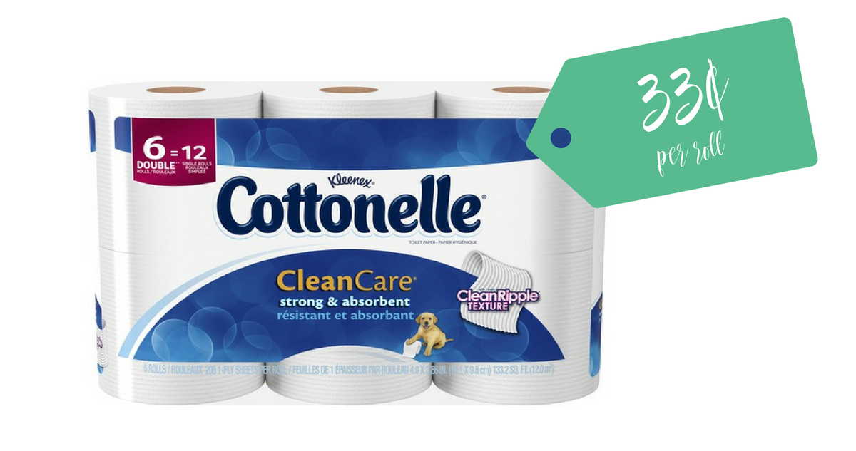 graphic regarding Cottonelle Coupon Printable referred to as Fresh new Cottonelle Coupon 33¢ For each Roll :: Southern Savers
