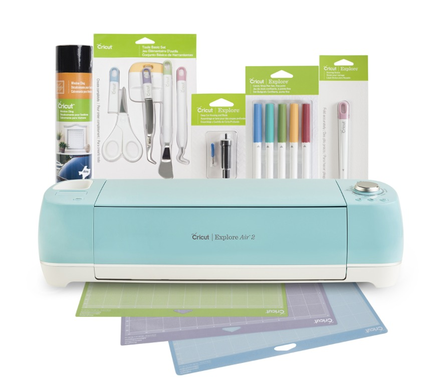 Cricut Sale 50 Off Vinyl Amp 140 Off Explore Machines