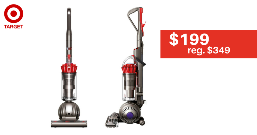 Check Out This Awesome Deal U2013 Target Has The Dyson Ball Origin Upright  Vacuum For Just $199 Right Now!! Thatu0027s $150 Off The Regular Price Of $349.