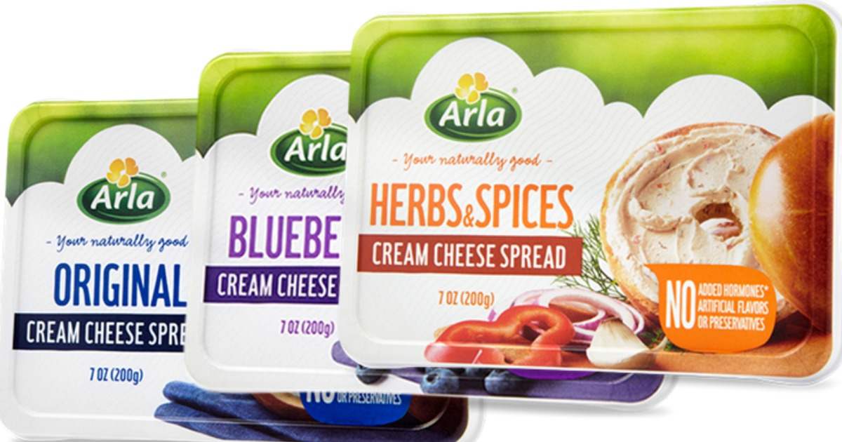 Bi Lo Stores >> New Coupons: FREE Arla Cream Cheese :: Southern Savers