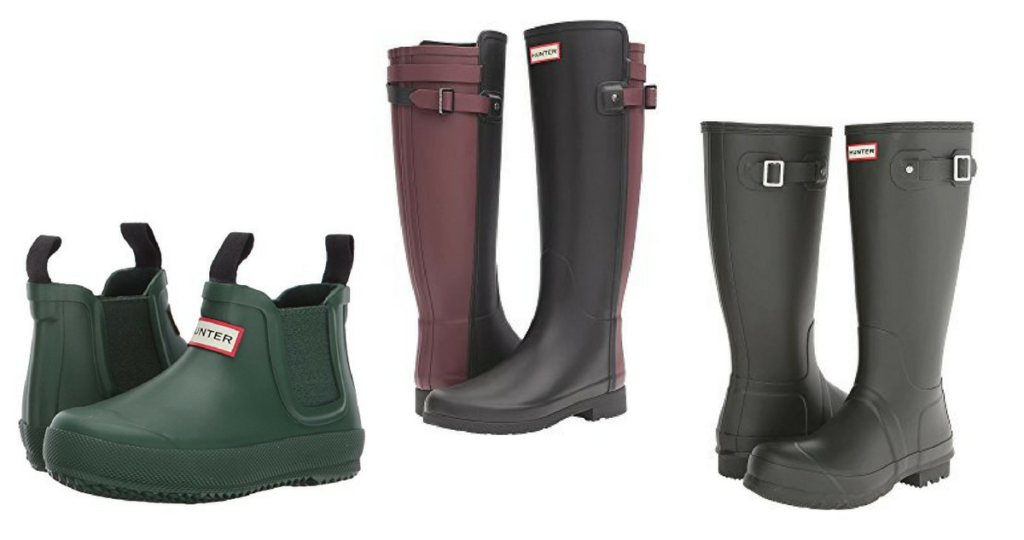 06fe3093b77 Hunter Boots | Extra 15% Off Sale Items :: Southern Savers