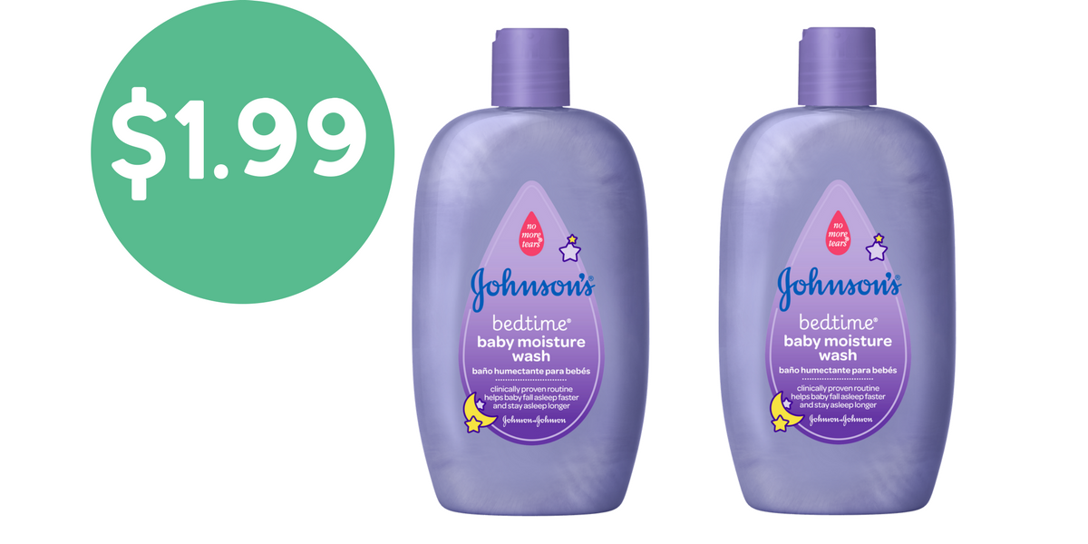 Johnson baby oil coupons 2018