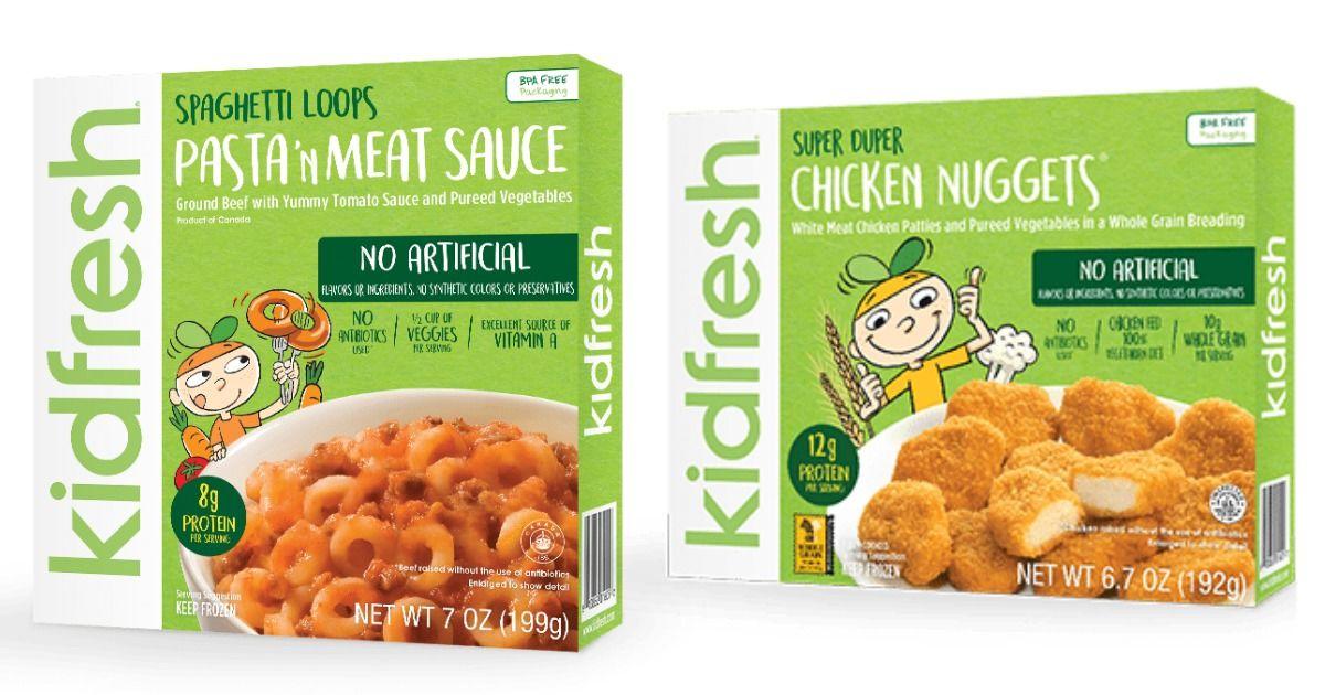 kidfresh meals