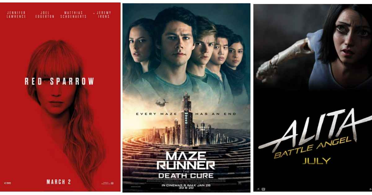 Deals on movie tickets 2018