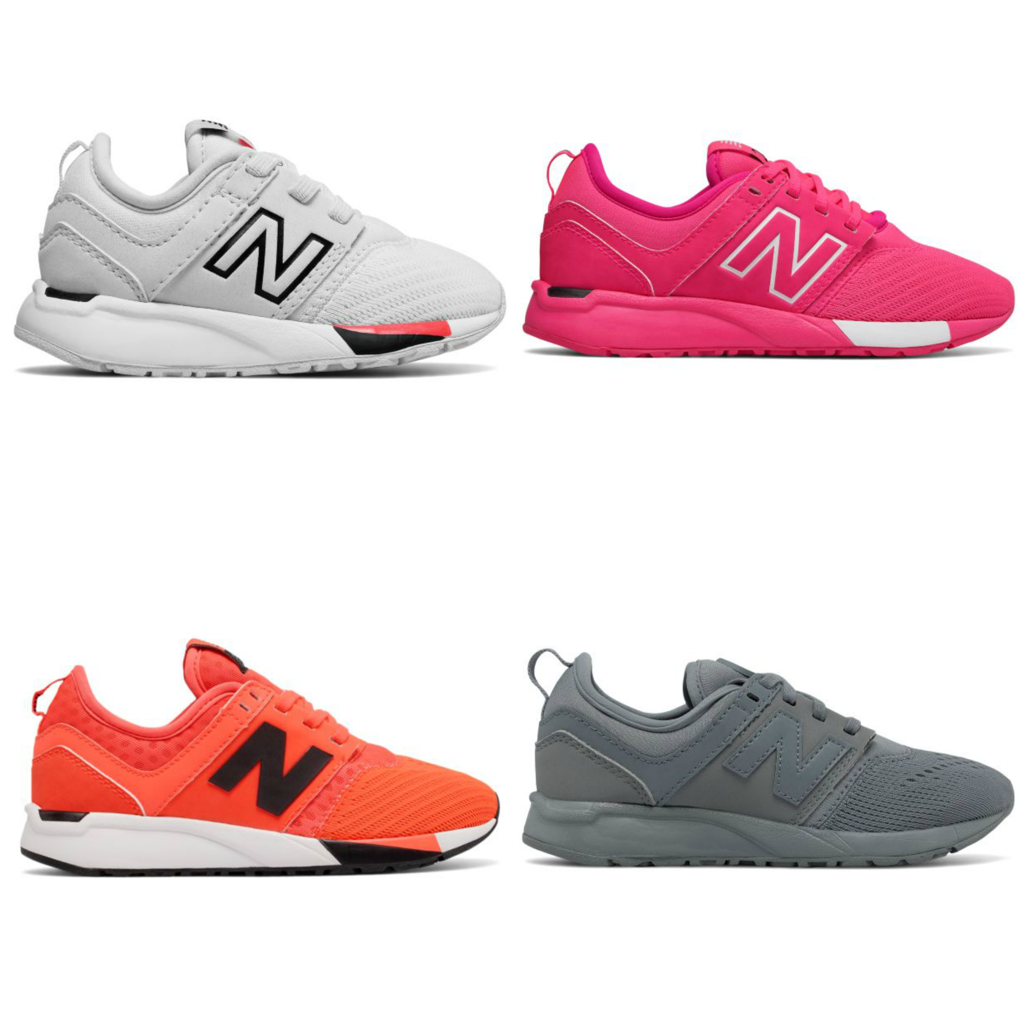 reputable site 503be 4fc89 Do the kids need a new pair of shoes  Joe s New Balance Outlet is offering  247 style shoes for 50% off. Use the code 247KIDS to get the deal.