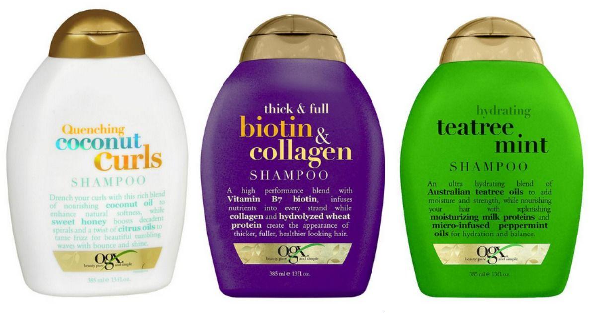 Bi Lo Stores >> Walgreens.com: OGX Hair Products, $4.49 :: Southern Savers