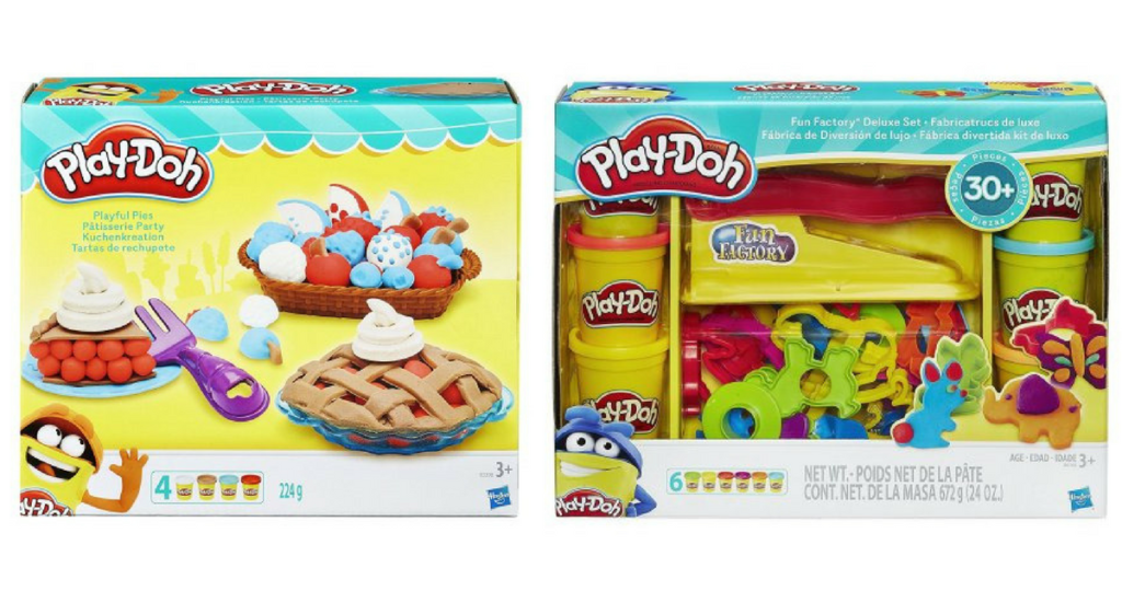 Walmart: Up to 50% Off Play-Doh Play Sets