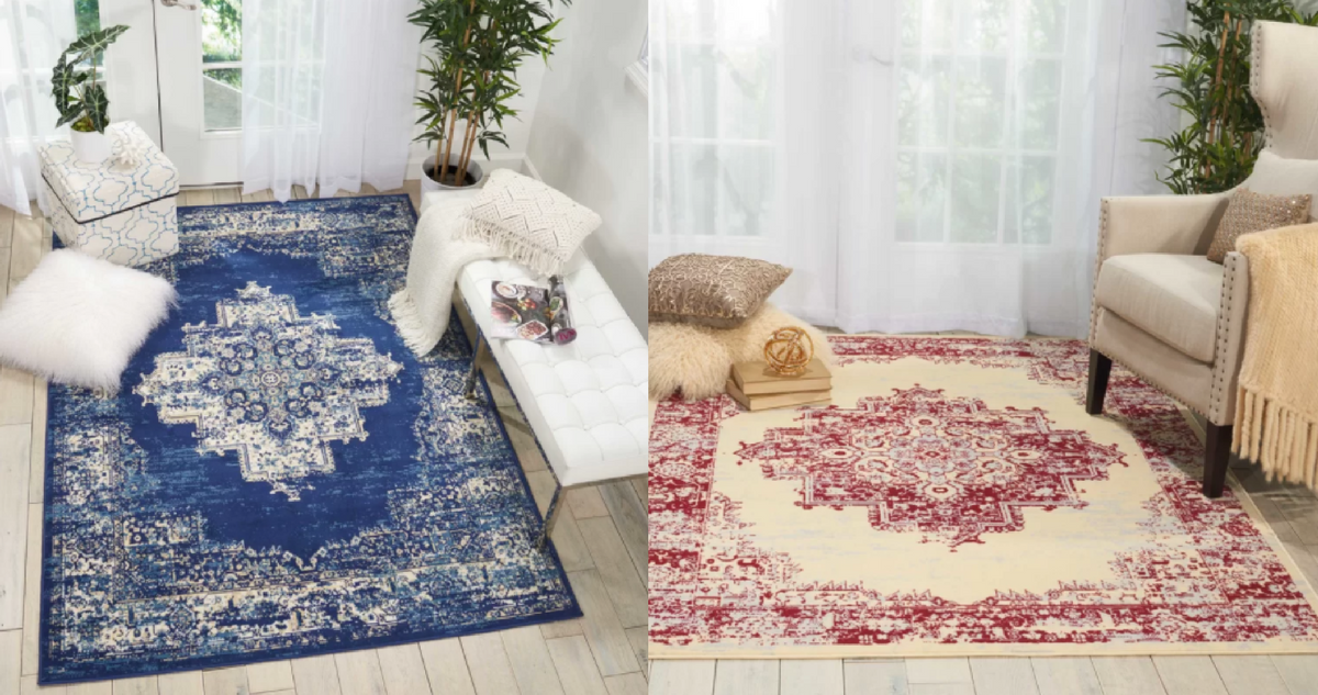 Wayfair Deal Area Rugs Starting At 49 99 Southern Savers