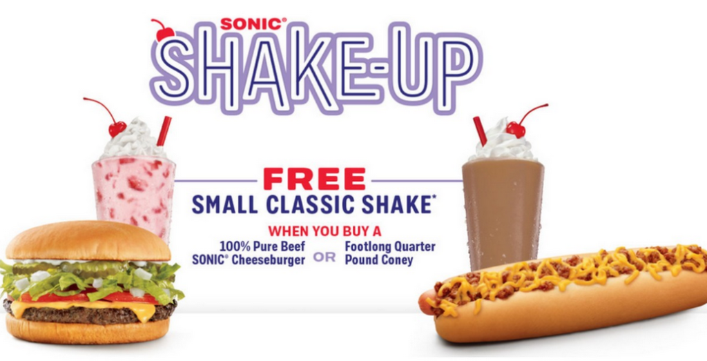 picture regarding Sonic Printable Coupons titled Sonic shake coupon - Contemporary albany home furnishings