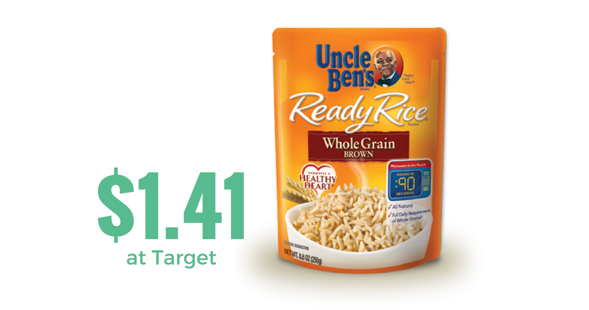 Uncle Ben's Ready Rice, 8.5 oz