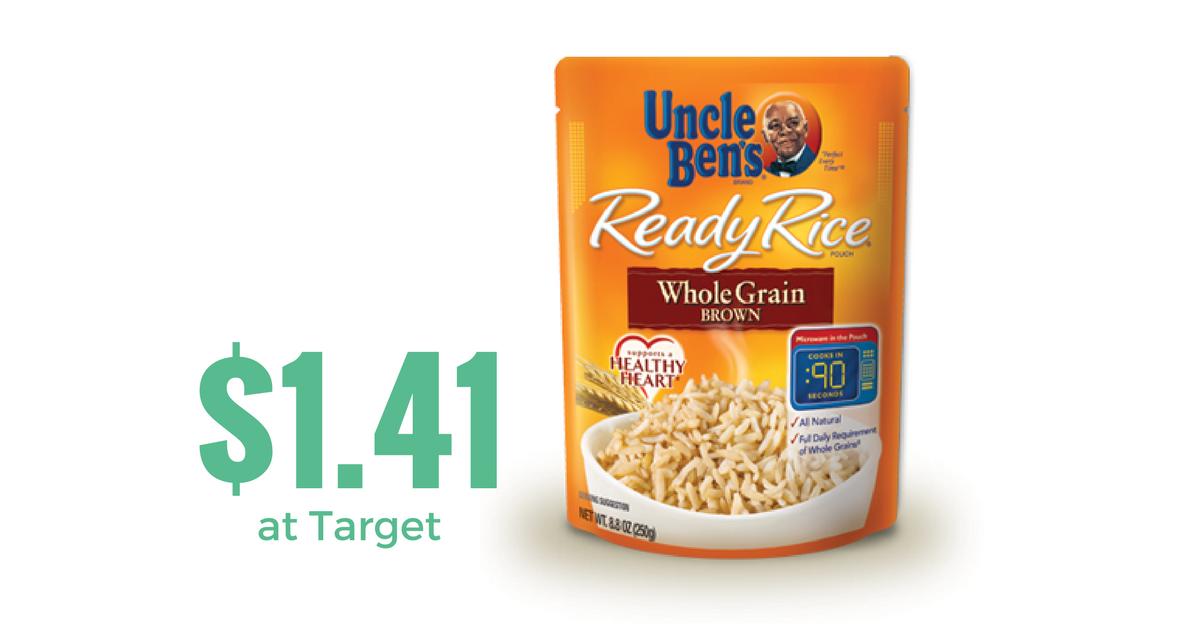 Uncle Ben's Ready Rice, 8.5 oz