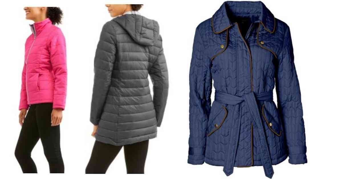 02345d3d779376 Walmart has some great clearance prices on women s coats and jackets right  now! Prices are starting at  6.50 and there are lots of styles available.