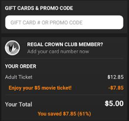 Atom free ticket promo