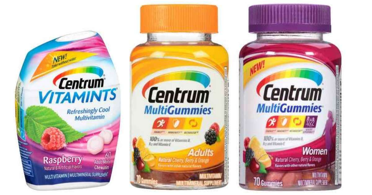 centrum coupon