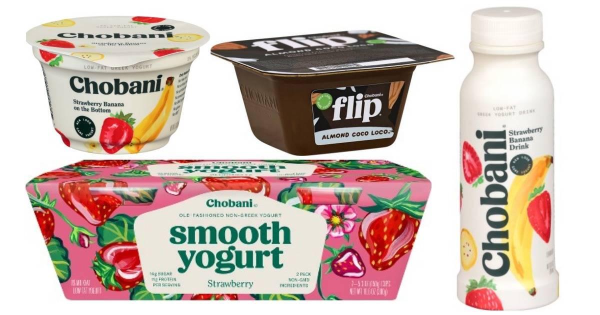 Chobani Coupon Good For Free Yogurt Southern Savers