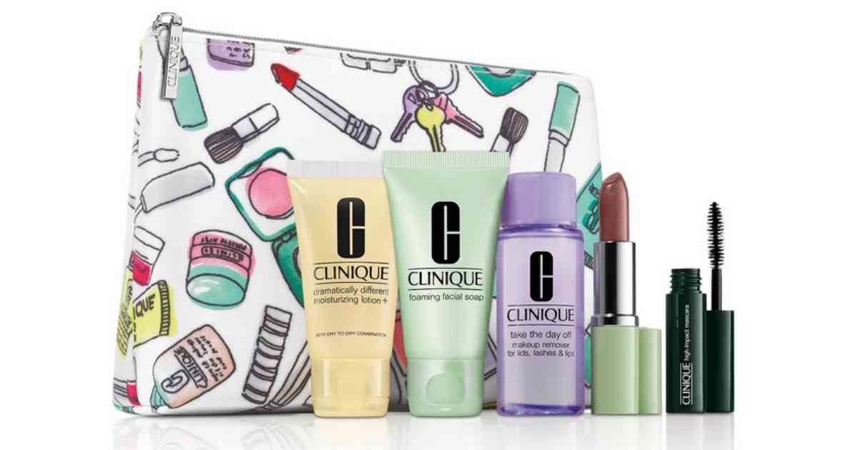 clinique set