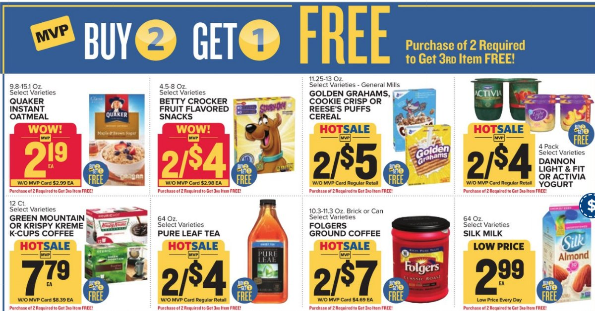 food lion buy 2 get 1 free deals    southern savers