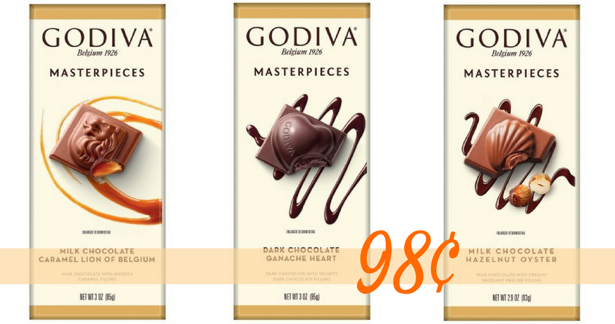 Discount coupons for godiva chocolate