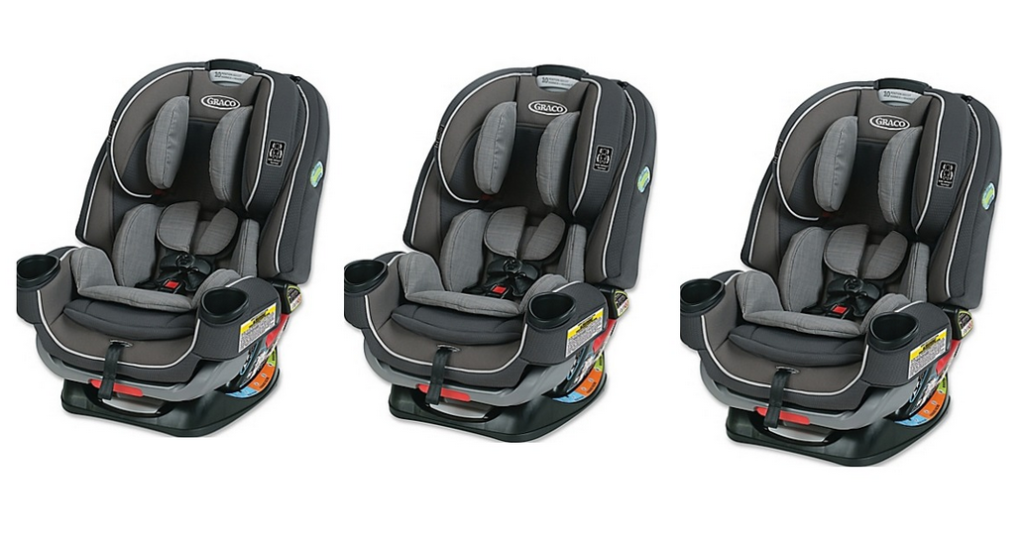 Graco 4Ever Extend2Fit 4-in-1 Car Seat for $179.99 :: Southern Savers