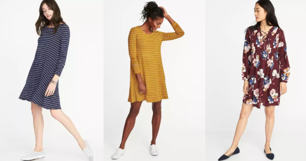8dc7ba52e0 Old Navy  Save on Women s and Girl s Dresses + Extra 20% Off ...
