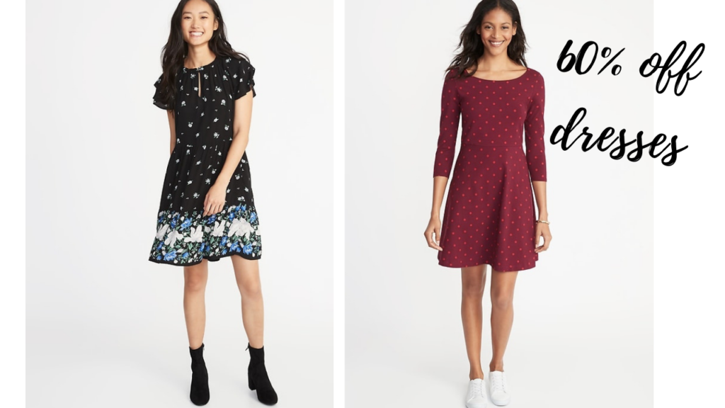 08d43482 Old Navy is offering 60% off Women's & Girls Dresses. Even better, the  entire store is up to 75% off.