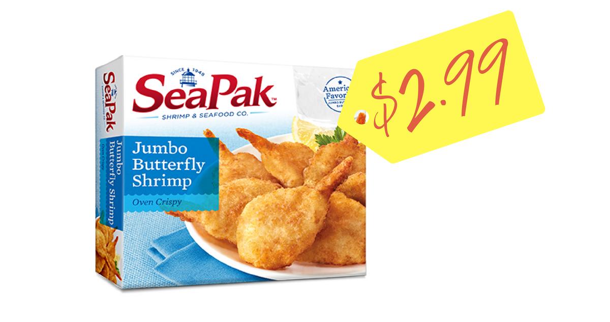 Seapak Coupon Seafood As Low As 2 99 Southern Savers