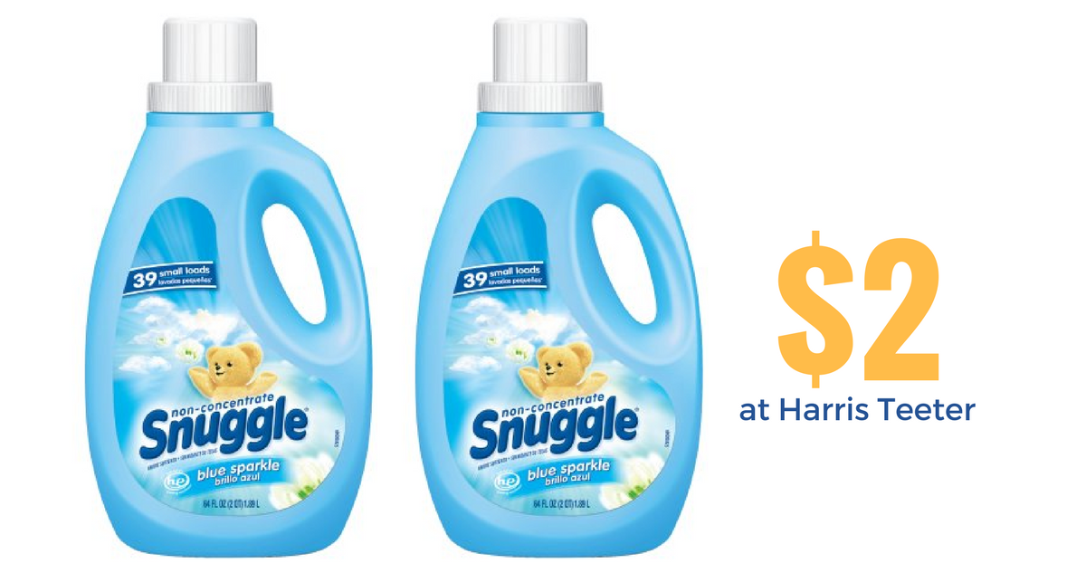 photo relating to Snuggle Coupons Printable called Fresh new Snuggle Coupon Softener For $2 :: Southern Savers