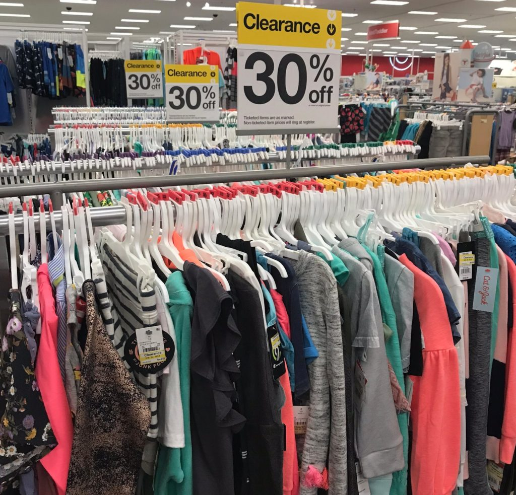Target Clearance Coupons Extra 15 20 Off Clearance