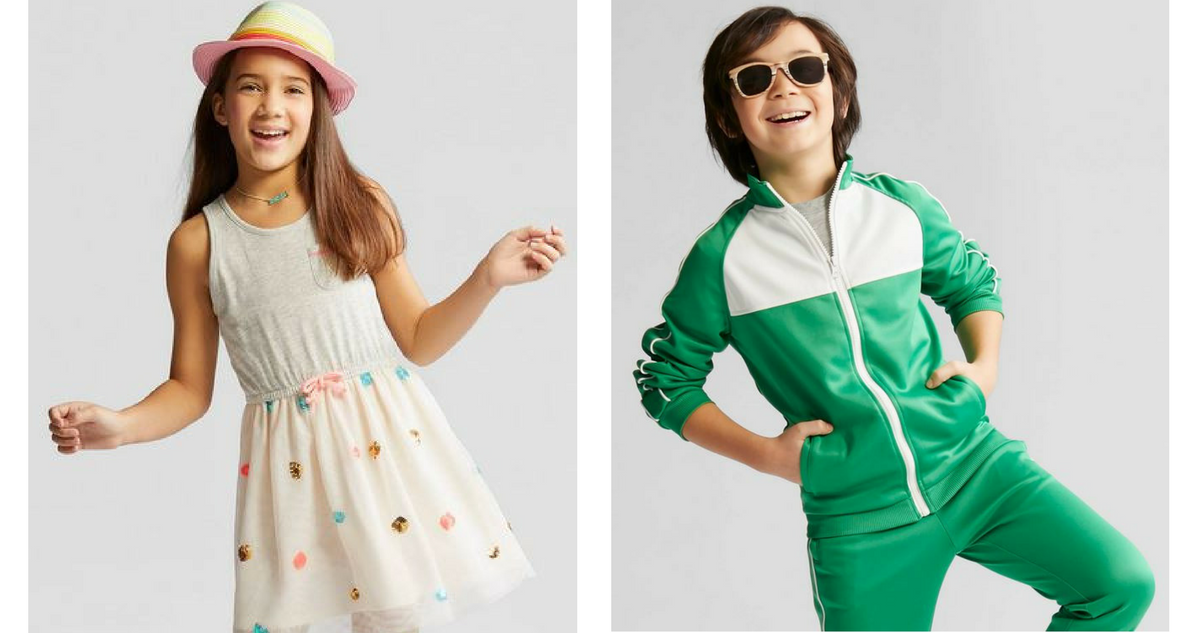 ad064a40 Target Coupon: $10 off $40 in Kids Clothing, Shoes & Accessories ...