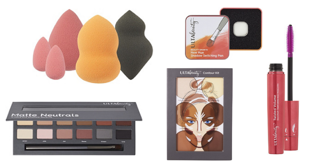 Ulta: Buy 2 Get 2 FREE Makeup, Suncare and Brushes :: Southern Savers