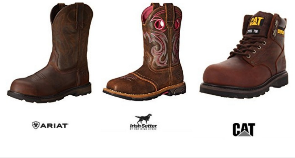 c6f9bd533fd Work & Safety Boots Starting at $55 :: Southern Savers